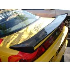 Nissan S14 'Hatch' Carbon Fiber Rear Spoiler Megan Racing