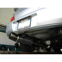 Mitsubishi Galant 97-04 4-Cyl Megan Racing D-Spec Catback