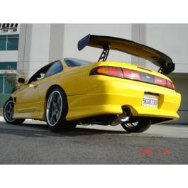 Nissan S14 95-99 SR20 Megan Racing Turbo Catback Short Tip
