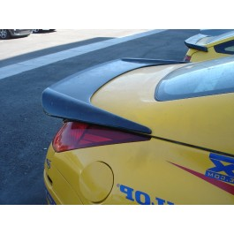 Nissan 350Z Drag Style Carbon Wing Megan Racing
