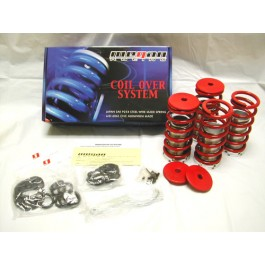 Accord 98-02 2D Megan Racing Adjustable Coilover Kit