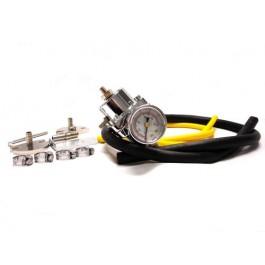 Megan Racing Fuel Pressure Regulator Polished
