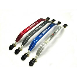 Civic/CRX/Integra -00 Megan Front Lower Strutbar Polished