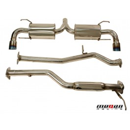 Mazda RX8 04-09 Megan Racing RS Catback Exhaust System