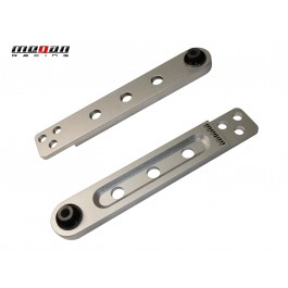 Integra/RSX DC5 Megan Racing Rear Lower Control Arms Silver