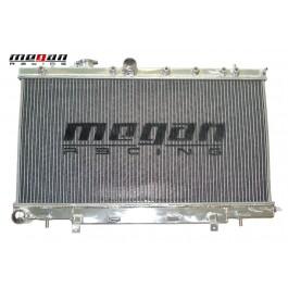 Subaru Impreza WRX/STI 04-07 2-Row Radiator Megan Racing