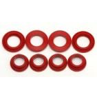 Nissan S13/S14 Subframe Bushing Collars Megan Racing