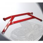 Subaru Impreza 94-01 Megan Racing Front Lower H-Brace Red