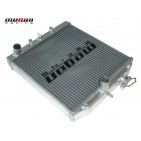 Honda Civic/Delsol 92-00 Alu Performance 2-Row Radiator [MR]