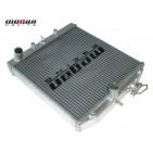 Honda Civic/Delsol 92-00 Alu Performance 2-Row Radiator [MR]
