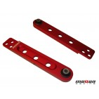 Civic 01-05 2/4D Megan Racing Rear Lower Control Arms Red