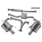 Acura TL 04-08 (NO Type-S) OE-RS Catback System Megan Racing