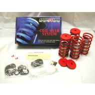 Honda Civic/CRX/Delsol Megan Racing Adjustable Coilover Kit
