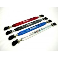 Civic EG/CRX/Integra Megan Rear Lower Strutbar Red